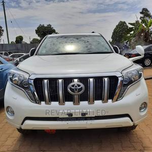 Toyota Land Cruiser Prado 2015 White | Cars for sale in Uasin Gishu, Eldoret CBD