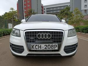 Audi Q5 2009 White   Cars for sale in Nairobi, Nairobi Central