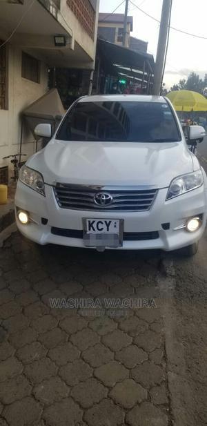 Toyota Vanguard 2012 White | Cars for sale in Nairobi, Lavington