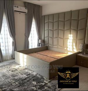 Luxury, Affordable Paneled Headboard Bed   Furniture for sale in Nairobi, Umoja