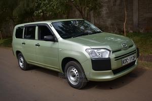Toyota Succeed 2015 Green | Cars for sale in Nairobi, Ridgeways