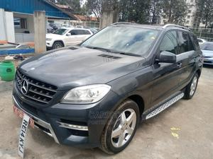 Mercedes-Benz M Class 2014 Gray | Cars for sale in Nairobi, Kilimani