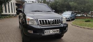 Toyota Land Cruiser Prado 2008 3.0 D-4d 5dr Black   Cars for sale in Nairobi, Nairobi Central