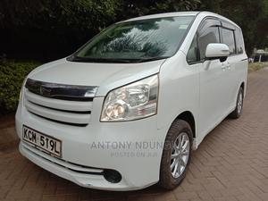 Toyota Noah 2010 White   Cars for sale in Nairobi, Ridgeways