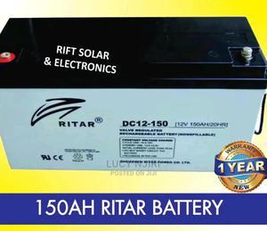 Quality Ritar 150ah Battery | Solar Energy for sale in Nairobi, Nairobi Central