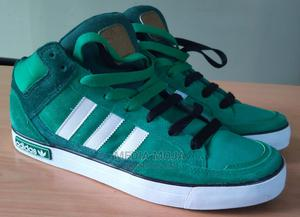 Adidas Green Leather Sneakers   Shoes for sale in Nairobi, Westlands