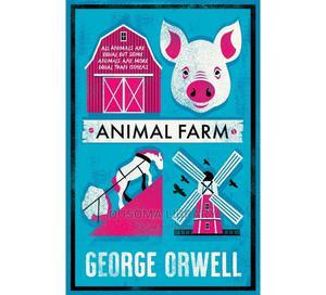 Animal Farm-  George Orwell   Books & Games for sale in Kajiado, Kitengela