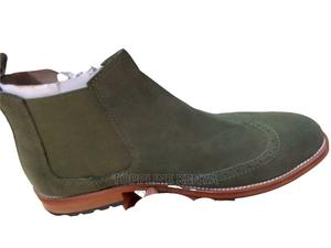 Jungle Green Timberland Mens Suede Leather Boots | Shoes for sale in Nairobi, Nairobi Central