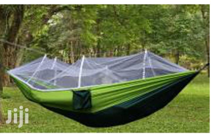 Hammock Swinging Chair Ideal for Outdoors and Camping