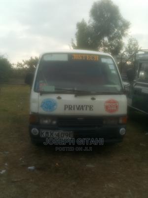 Nissan Caravan 1999 White   Buses & Microbuses for sale in Laikipia, Nanyuki