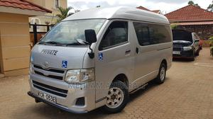 Toyota Townace 2012 Silver   Buses & Microbuses for sale in Nairobi, Karen