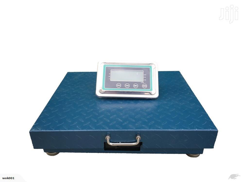 500kg Platform Weighing Scalewireless