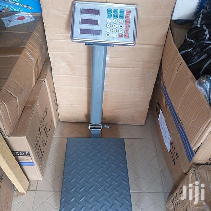 Heavy Duty 300kg Industrial Platform Postal Weighing Scales