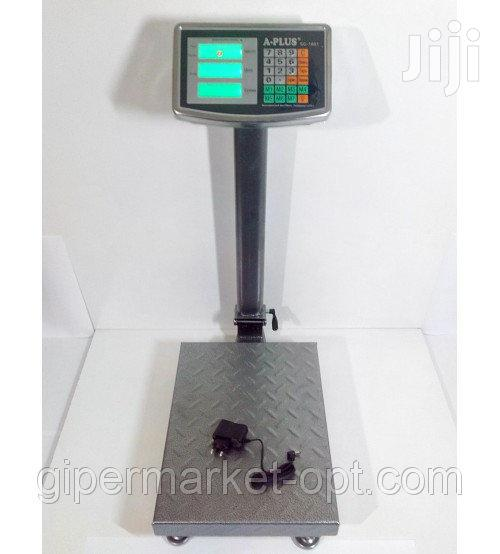 Heavy Duty 300kg Industrial Platform Postal Weighing Scales