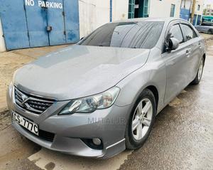 Toyota Mark X 2011 Gray   Cars for sale in Mombasa, Mombasa CBD