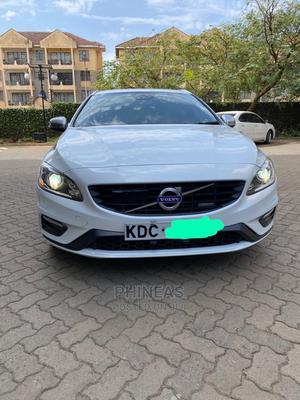 Volvo V60 2014 White | Cars for sale in Nairobi, Langata