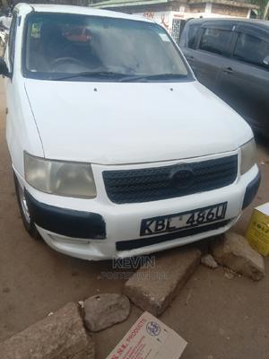 Toyota Succeed 2006 White   Cars for sale in Meru, Nkuene