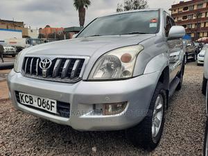 Toyota Land Cruiser Prado 2008 Silver | Cars for sale in Nairobi, Nairobi Central