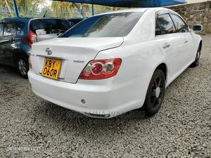 Toyota Mark X 2008 White | Cars for sale in Nakuru, Nakuru Town East