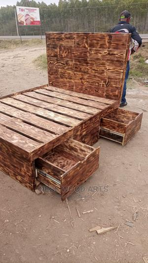Pallet Bed | Furniture for sale in Nairobi, Ngara