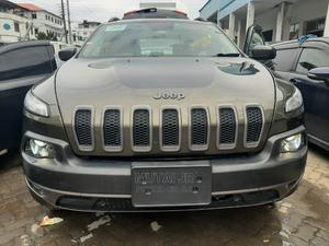 Jeep Cherokee 2014 Gold   Cars for sale in Mombasa, Mombasa CBD