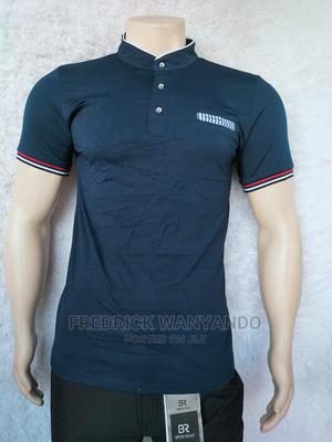Chinese Collar T-Shirts Now Available   Clothing for sale in Migori, Central Kamagambo