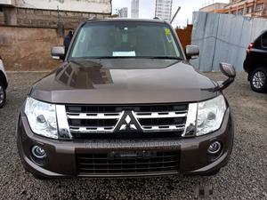 Mitsubishi Shogun 2014 Brown   Cars for sale in Nairobi, Kilimani
