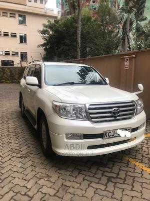 Toyota Land Cruiser 2008 100 4.7 Executive White | Cars for sale in Mombasa, Nyali