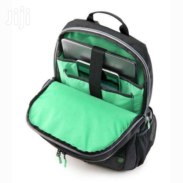 HP 15.6-inch Active Laptop Backpack Black/Mint Green – 1LU22AA | Computer Accessories  for sale in Parklands/Highridge, Nairobi, Kenya