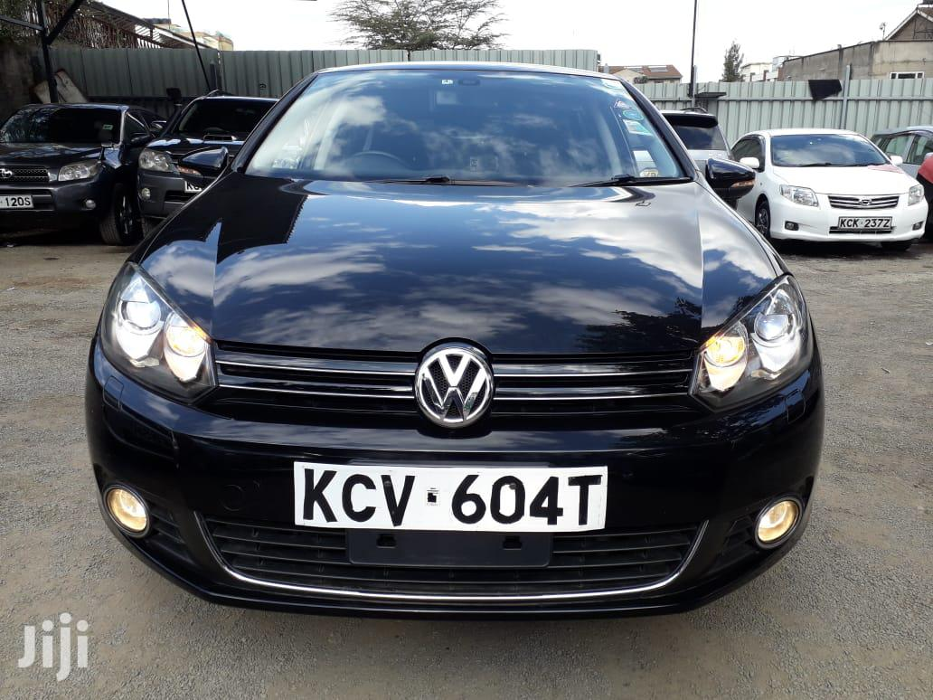 Archive: Volkswagen Golf 2012 1.4 TSI 5 Door Black