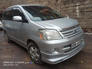 Toyota Noah 2006 Silver   Cars for sale in Nairobi, Nairobi Central