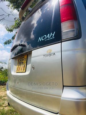 Toyota Noah 2002 Silver | Cars for sale in Mombasa, Mombasa CBD