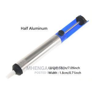 Desoldering Pump Suction Tin Gun Soldering Sucker Pen Remova | Hand Tools for sale in Nairobi, Nairobi Central