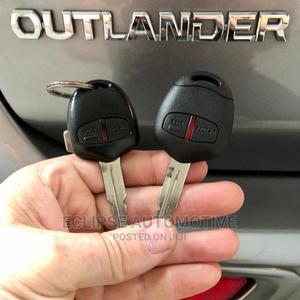 Mitsubishi Outlander Key Duplication   Vehicle Parts & Accessories for sale in Nairobi, Kilimani