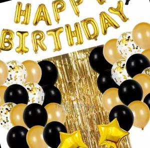 Happy Birthday Foil Balloons | Home Accessories for sale in Nairobi, Nairobi Central