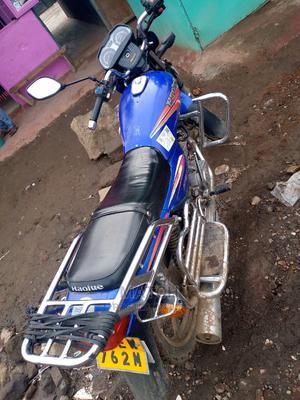 Haojue DF150 HJ150-12 2020 Blue   Motorcycles & Scooters for sale in Nakuru, Nakuru Town West