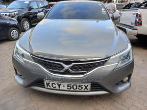 Toyota Mark X 2013 Gray | Cars for sale in Mombasa, Mombasa CBD