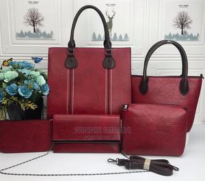 5 in 1 Ladies Leather Handbag   Bags for sale in Nairobi, Nairobi Central