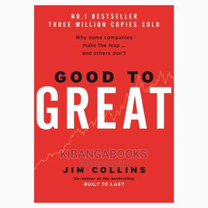 Good to Great;Jim Collins   Books & Games for sale in Nairobi, Nairobi Central