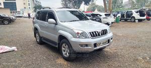 Toyota Land Cruiser Prado 2005 Silver | Cars for sale in Nairobi, Kilimani