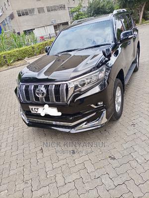 Toyota Land Cruiser Prado 2012 2.7 I Black | Cars for sale in Nairobi, Karen