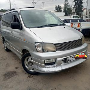 Toyota Noah 2002 Silver | Cars for sale in Nairobi, Umoja