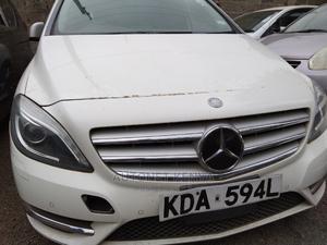 Mercedes-Benz B-Class 2014 White | Cars for sale in Nairobi, Nairobi Central