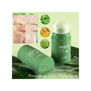 Green Tea Green Mask Mud Stick Acne Blackhead Pore Smooth Cl   Skin Care for sale in Nairobi, Nairobi Central
