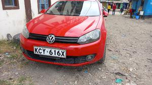 Volkswagen Golf 2013 Red | Cars for sale in Nairobi, Donholm