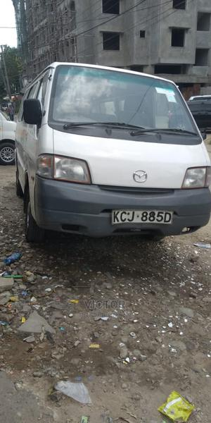 Mazda Bongo 2009 White | Buses & Microbuses for sale in Mombasa, Mombasa CBD