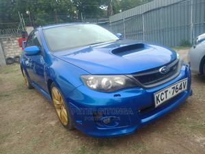 Subaru Impreza 2012 WRX Sedan STI Limited Blue | Cars for sale in Mombasa, Mombasa CBD