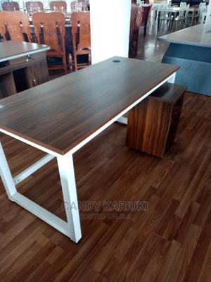1.4m Office Desk With Side Cabinets | Furniture for sale in Nairobi, Nairobi Central