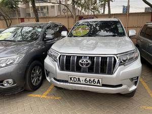 Toyota Land Cruiser Prado 2013 Silver | Cars for sale in Nairobi, Kilimani