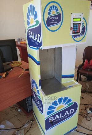 Salad ATM / Cooking Oil Dispenser | Store Equipment for sale in Kiambu, Thika